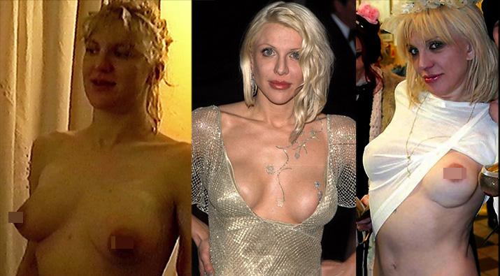 Courtney Love Pussy Vagina Shot