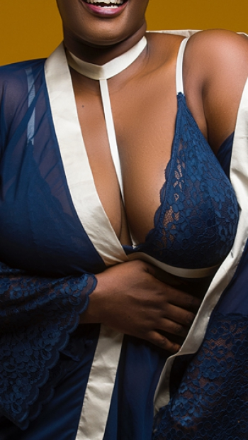 Обвисание груди